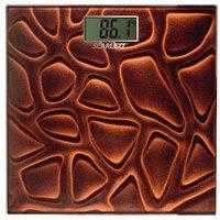 Весы напольные SC-2218 коричневый