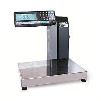 Весы с печатью этикеток Масса-К МК-15.2-R2L-10-1