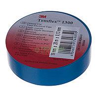 Temflex 1300 E 19ммX9.15M, синяя, фото 1