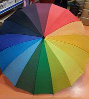 Зонт разноцветный, фото 1