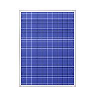 Солнечная панель, SVC, P-50, Мощность: 50Вт, Напряжение: 12В, Тип: поликристалическая, Класс: 1 класс, Рабочая температура: -40С+85С, Защита: IP65., фото 1