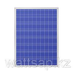 Солнечная панель, SVC, P-50, Мощность: 50Вт, Напряжение: 12В, Тип: поликристалическая, Класс: 1 класс, Рабочая температура: -40С+85С, Защита: IP65.