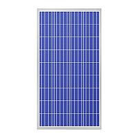 Солнечная панель, SVC, P-100, Мощность: 100Вт, Напряжение: 12В, Тип: поликристалическая, Класс: 1 класс, Рабочая температура: -40С+85С, Защита: IP65., фото 1