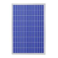 Солнечная панель, SVC, P-140, Мощность: 140Вт, Напряжение: 12В, Тип: поликристалическая, Класс: 1 класс, Рабочая температура: -40С+85С, Защита: IP65., фото 1