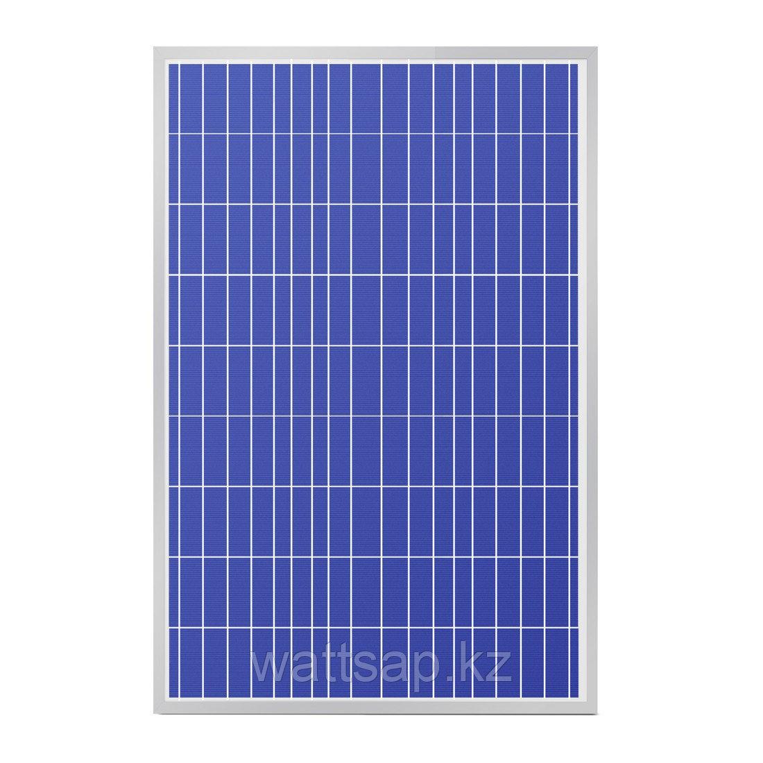 Солнечная панель, SVC, P-150, Мощность: 150Вт, Напряжение: 24В, Тип: поликристалическая, Класс: 1 класс, Рабочая температура: -40С+85С, Защита: IP65.