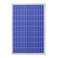 Солнечная панель, SVC, P-150, Мощность: 150Вт, Напряжение: 24В, Тип: поликристалическая, Класс: 1 класс, Рабочая температура: -40С+85С, Защита: IP65., фото 1