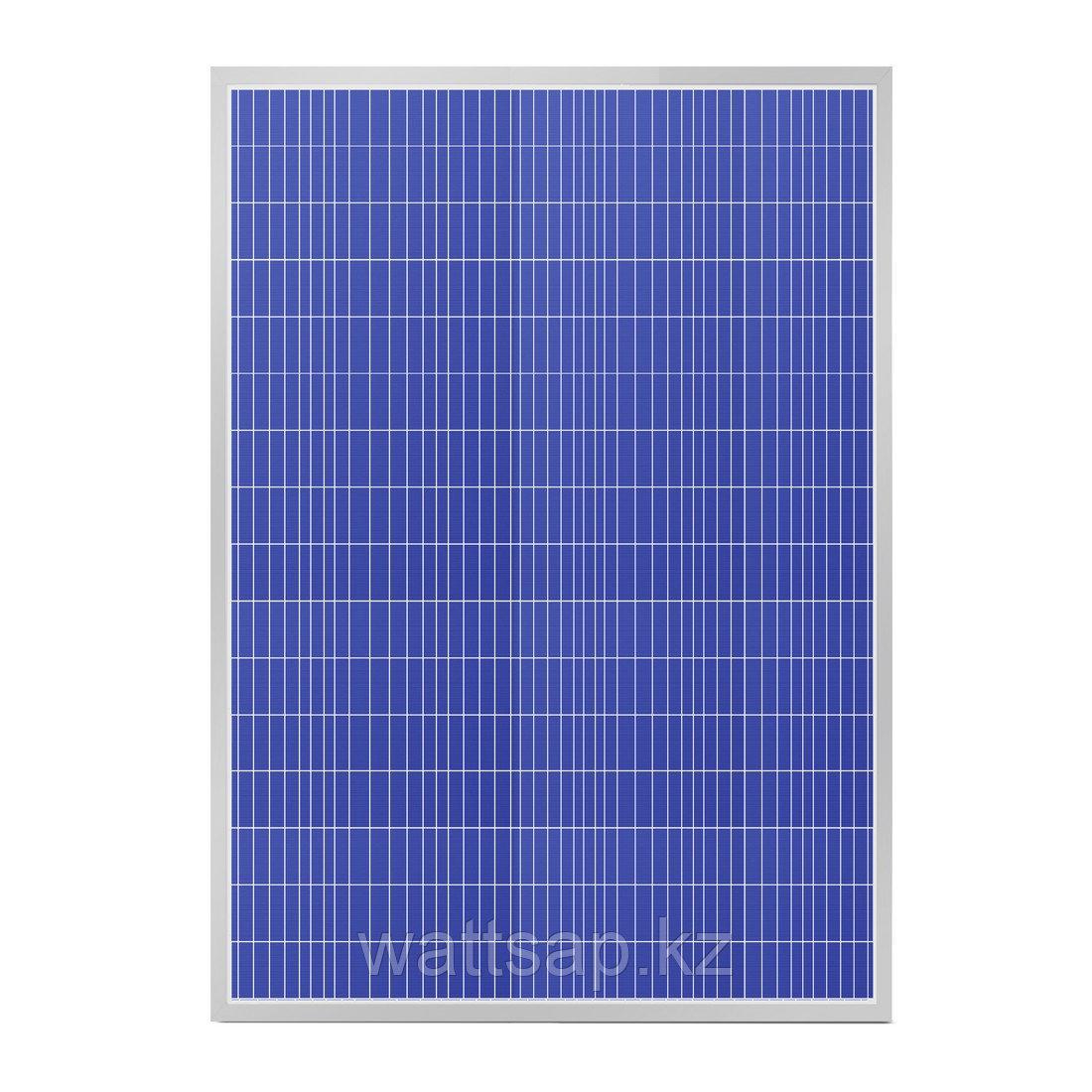 Солнечная панель, SVC, P-300, Мощность: 300Вт, Напряжение: 24В, Тип: поликристалическая, Класс: 1 класс, Рабочая температура: -40С+85С, Защита: IP65.