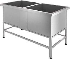 Ванна 2-х секционная ВМЦ 2/500-300