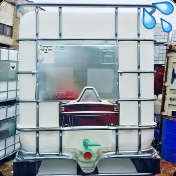 Еврокуб кубовая емкость 1000л.