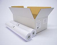 Бумага для плоттера рулонная InkJet Monochrome Paper 80гр 50.8mm 0.610x50m