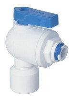 Фитинг для накопительного бака чистой воды