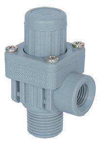 Клапан понижения давления воды