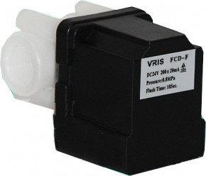 Электромагнитный клапан автоматической промывки afv-1, фото 2