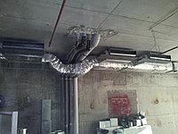 Монтаж вентиляции в магазине