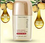 Ультра-увлажняющий крем для лица Tony Moly FLORIA NUTRA Energy 100 hours cream, фото 2
