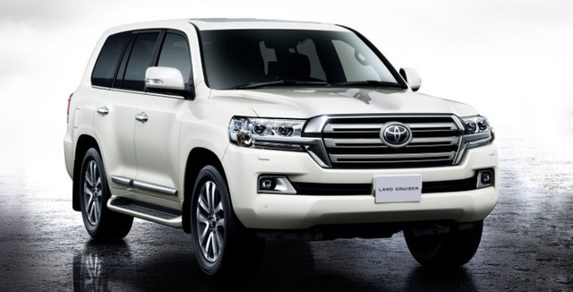 Toyota land cruiser 200 2016+
