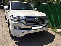 "Обвес ""Middle East"" (пластик) для Toyota Land Cruiser 200 2016+"