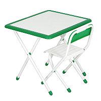 Набор мебели Дэми зеленый, фото 1