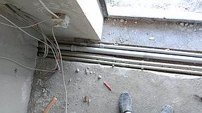 Монтаж системы водоснабжения и канализации с установкой санфаянса дом 170 м2 мкр. Думан 5
