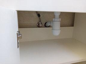 Монтаж системы водоснабжения и канализации с установкой санфаянса дом 170 м2 мкр. Думан 13