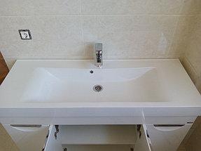 Монтаж системы водоснабжения и канализации с установкой санфаянса дом 170 м2 мкр. Думан 14