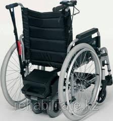 Электропривод для помощи толкания механических колясок V-drive