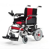 Кресло-коляска с электроприводом суперлегкая FS 101A, фото 1
