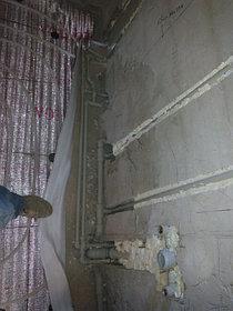 """Монтаж системы отопления, водоснабжения, канализации  """"Под ключ """"дом 240 м2 мкр.Жеруйык Алматинская обл. 13"""