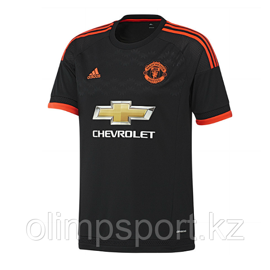 Футболка Манчестер Юнайтед запасная  2015-2016