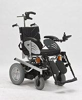 Кресло инвалидное электрическое с подголовником FS123GC, фото 1