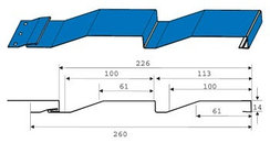 Металлический сайдинг и комплектующие