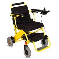 Кресло-коляска малогабаритное складное с электроприводом LK36B