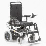 Инвалидная коляска с электроприводом, складная в авто Otto Bock A - 200 ширина 46 см