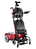 Кресло-коляска инвалидная электрическая с вертикализатором HERO 1