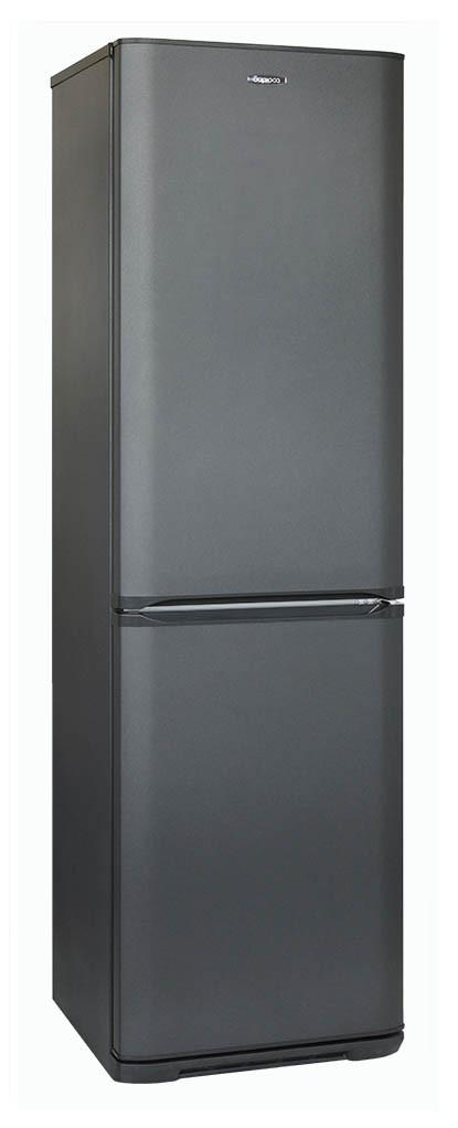 Холодильник двухкамерный Бирюса-W129S (2070*600*625 мм) графит