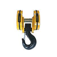 Крюковая подвеска двухблочная к тали электрической TOR CD1 5.0 t