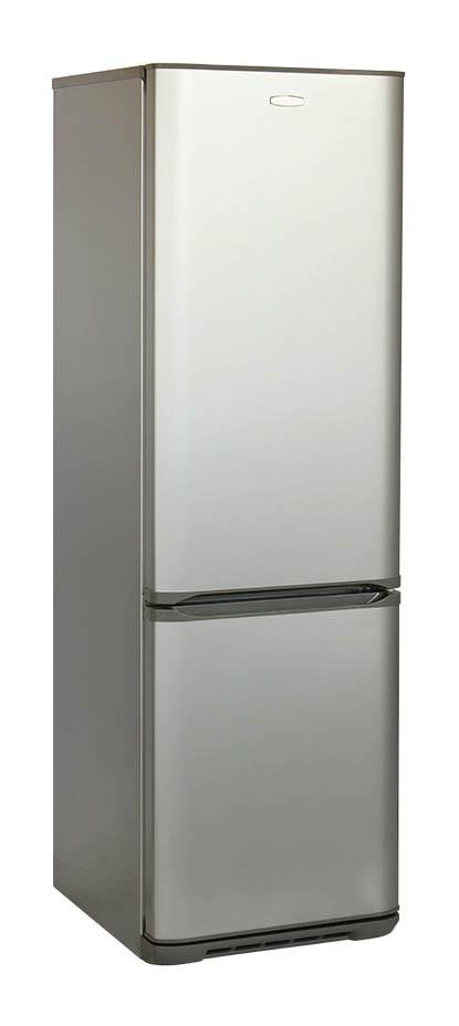 Холодильник двухкамерный Бирюса-М130S (1900*600*625 мм) металлик