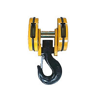 Крюковая подвеска к тали электрической TOR CD1 10.0 t