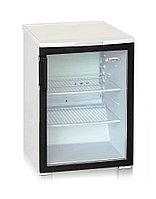 Холодильная витрина БИРЮСА-В152Е (850*570*625 мм) черная рамка