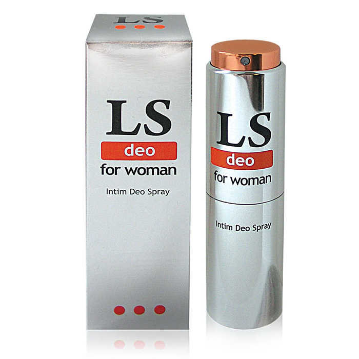 Женский дезодорант для интимной зоны Lovespray Deo 18 мл