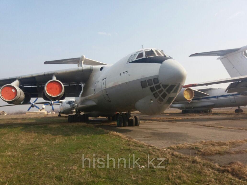 Транспортный самолет Ил-76ТД