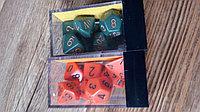 Набор кубиков RPG ОПАК 7шт в ассортименте, фото 1