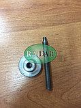 Комплект резьбовой шпильки с барашком для прошивочного станка YG-268, фото 2