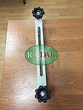 Комплект резьбовой шпильки с барашком для прошивочного станка YG-268, фото 7
