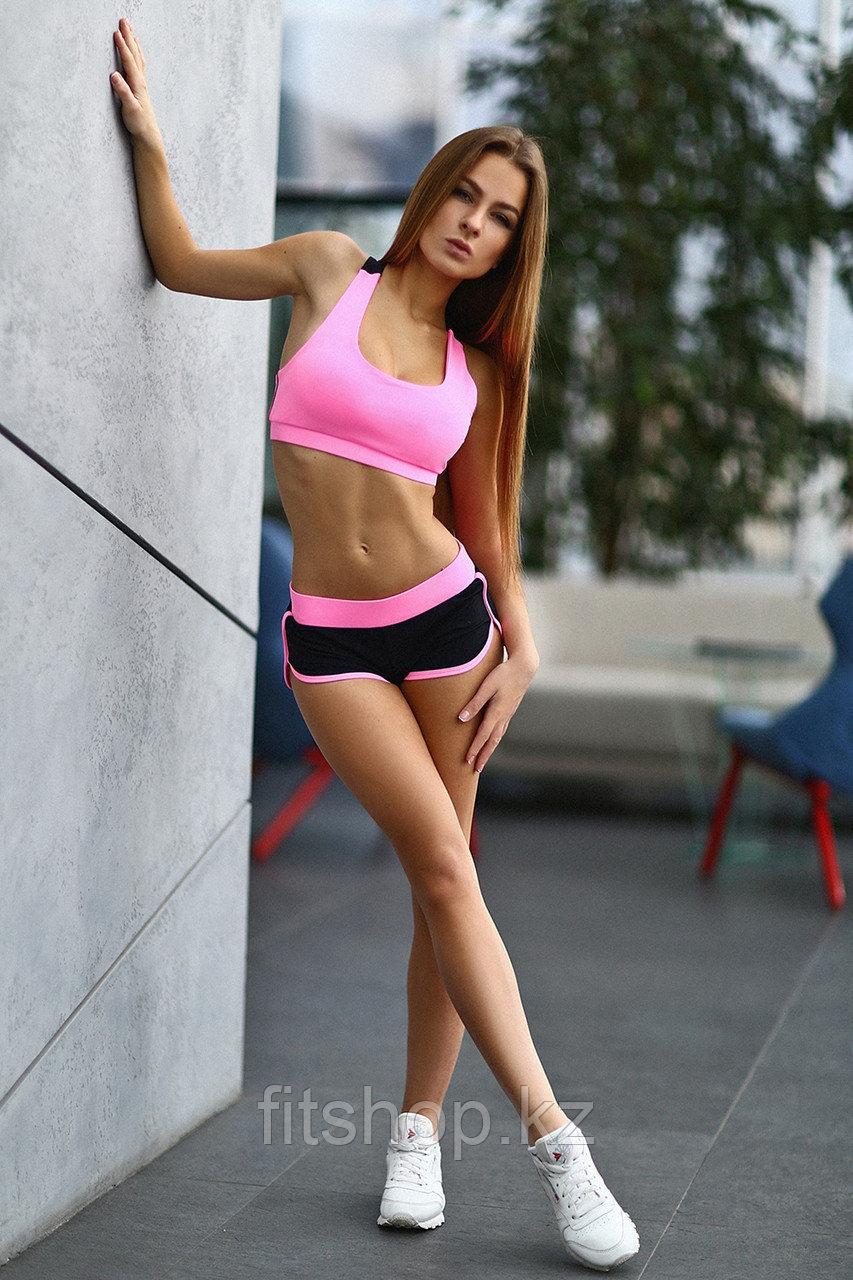 Шорты Basic Pink
