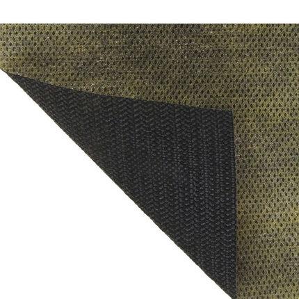 Материал укрывной 5×1,6 м, плотность 80 г/м2, цвет жёлто-чёрный, фото 2
