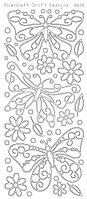 Стикеры Big Butterflies от Elizabeth Craft