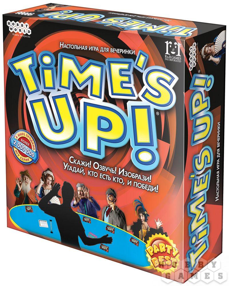 Настольная игра: Time's Up!