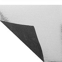 """Материал укрывной 5×1,6 м """"Двойное тепло. Фольгированная мульча"""""""