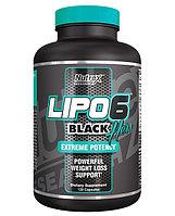 Жиросжигатель Lipo 6 Black Hers - 120 капсул